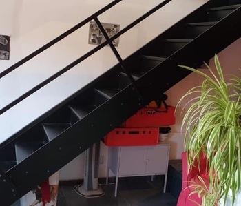 Chrisnox Ferronnier - Escalier